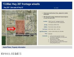 Property for sale at 7000 E Highway 287, Coolidge,  Arizona 85128