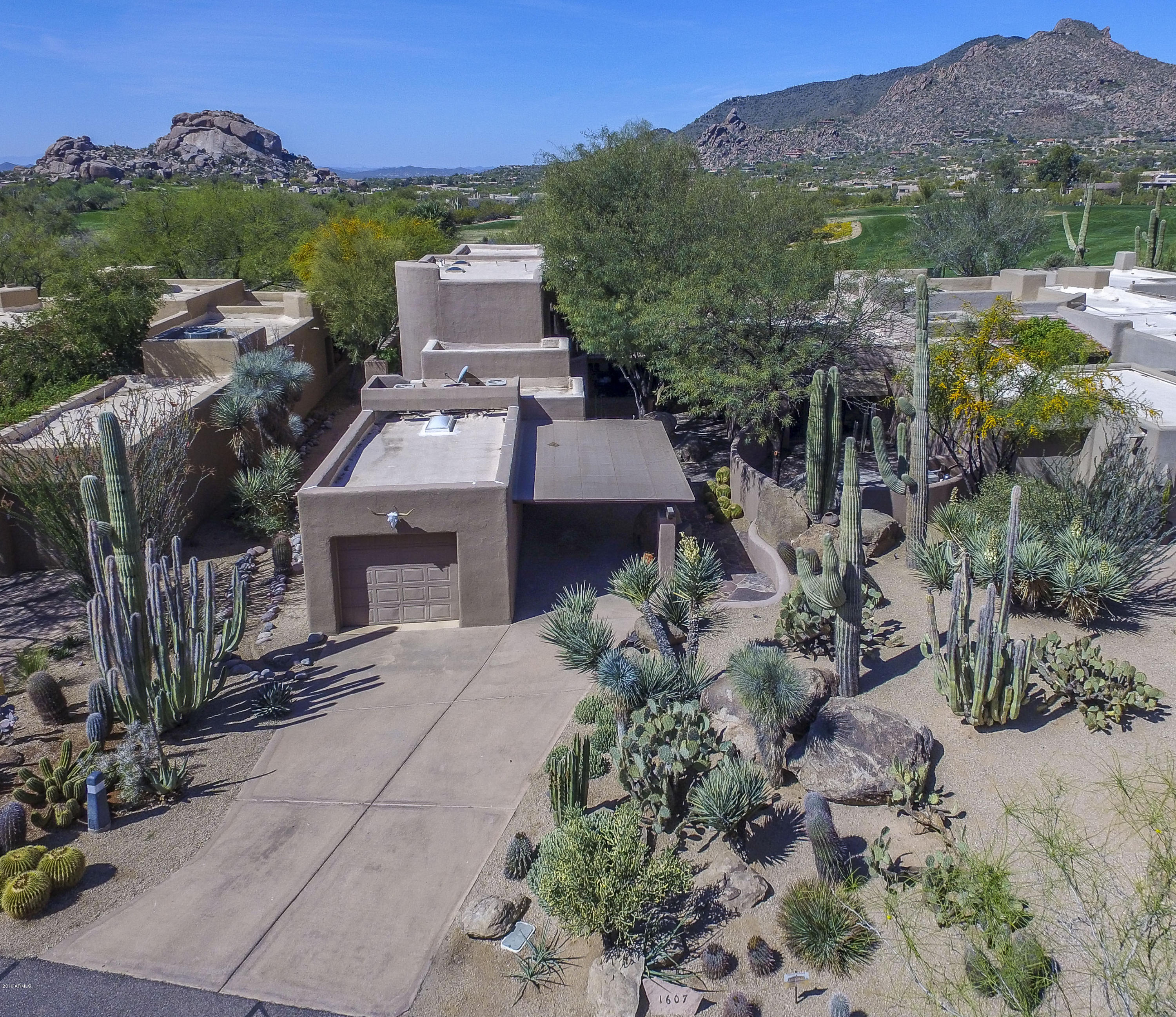 Photo of 1607 N QUARTZ VALLEY Drive, Scottsdale, AZ 85266