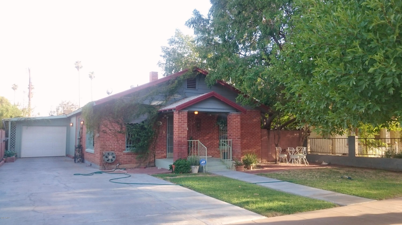 1213 E Hubbell  Street Phoenix, AZ 85006