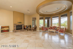 Great Room to Family Room