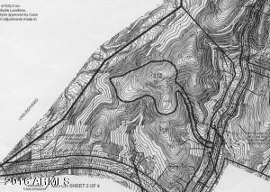 089_Site's topographical map