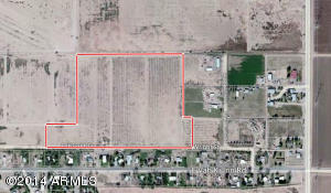 Property for sale at 000 E Wright Street, Coolidge,  Arizona 85128