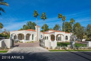 Property for sale at 6310 N Yucca Road, Paradise Valley,  Arizona 85253