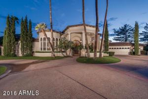 6000 E Huntress Drive Paradise Valley, AZ 85253
