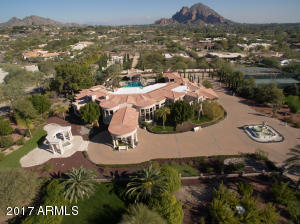 Property for sale at 5837 N Palo Cristi Road, Paradise Valley,  AZ 85253