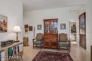 022_Guest Suite Entry ~ Patio
