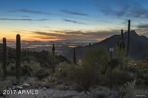 City light/sunset views