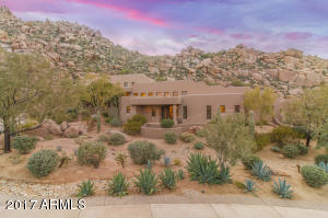 Property for sale at 11015 E Troon Mountain Drive, Scottsdale,  Arizona 85255