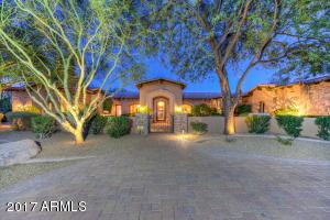 6611 N Hillside Drive Paradise Valley, AZ 85253