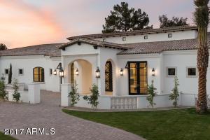 5802 E Donna Lane Paradise Valley, AZ 85253