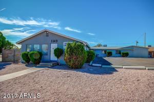 1149 E Fillmore Street Phoenix, AZ 85006