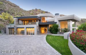 4550 E Foothill Drive Paradise Valley, AZ 85253