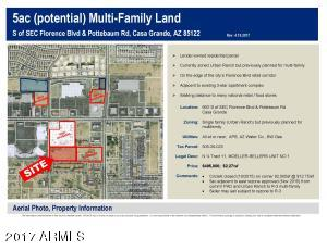 Property for sale at S of SE Cor Pottebaum & Florence Boulevard, Casa Grande,  Arizona 85122