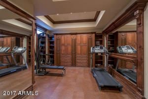 30 EXERCISE ROOM