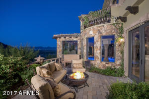 54 PATIO FIREPIT