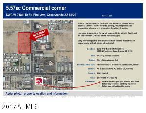 Property for sale at 1659 N Pinal Avenue, Casa Grande,  Arizona 85122