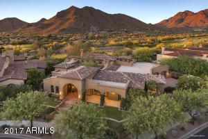 10248 E Mountain Spring Road Scottsdale, AZ 85255