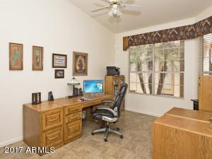 Oversized Office