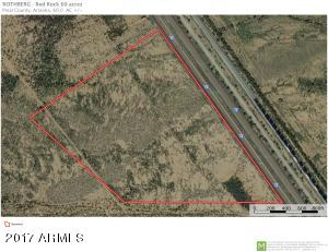 Property for sale at 0 S I-10 Highway, Red Rock,  Arizona 85145