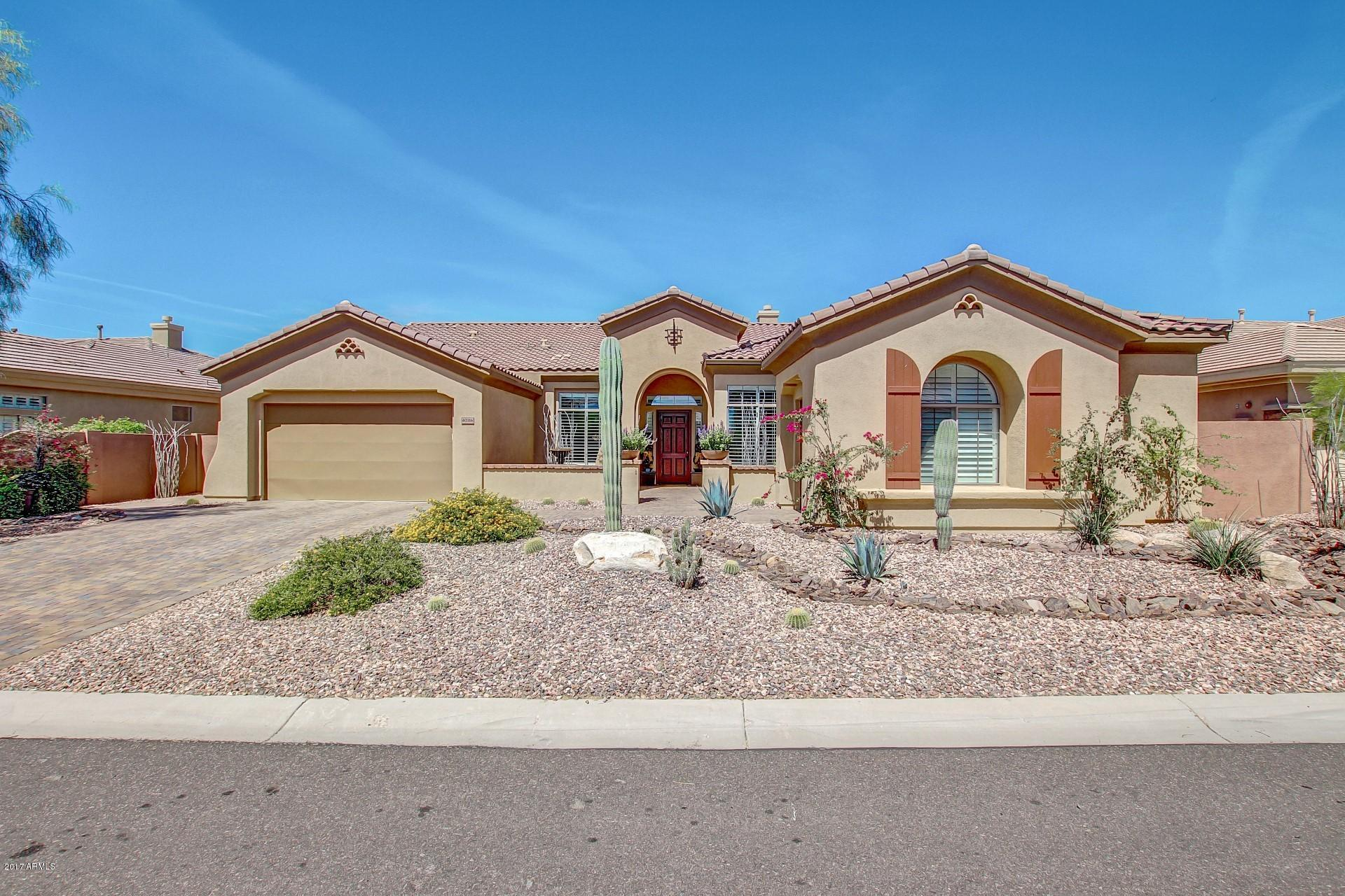 One of Anthem 4 Bedroom Golf Homes for Sale at 40316 N LYTHAM Way
