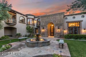7714 N Calle Caballeros -- Paradise Valley, AZ 85253