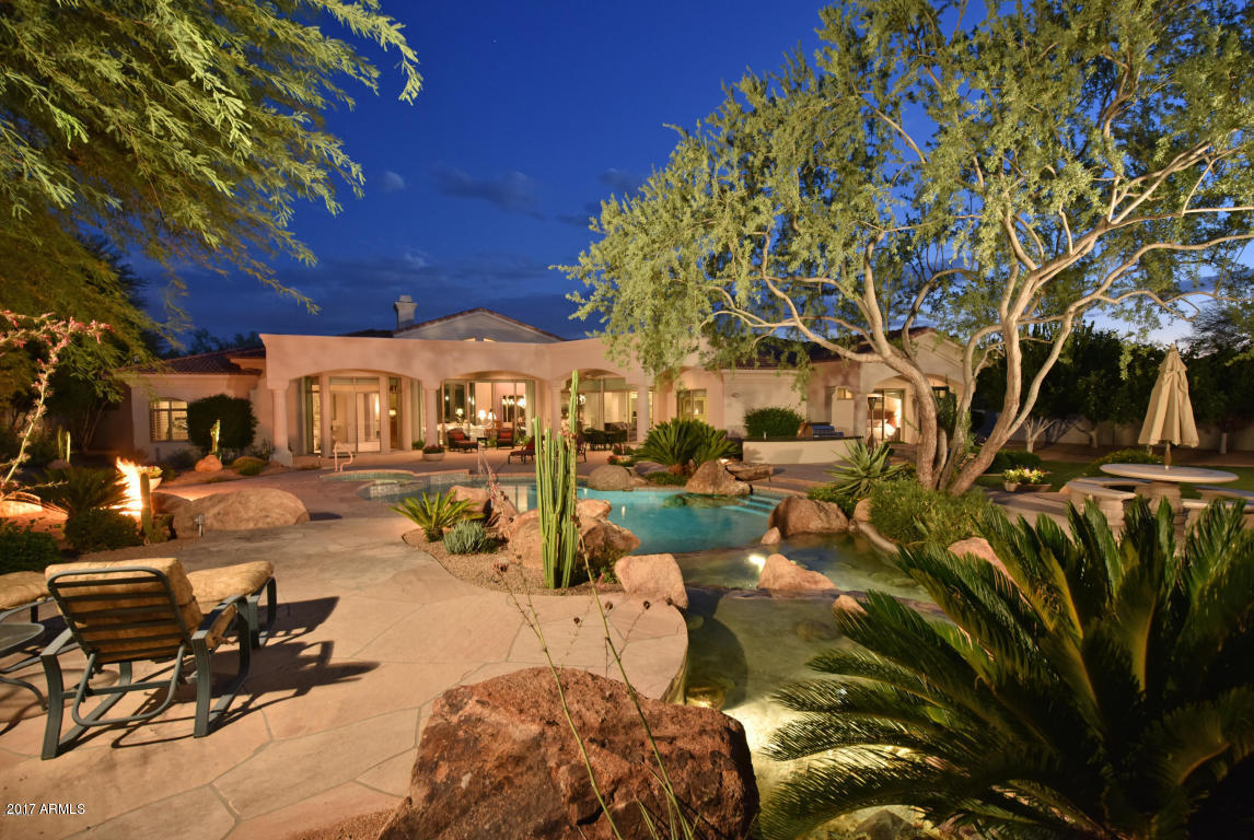 Photo of 8350 E VIA DEL SOL Drive, Scottsdale, AZ 85255