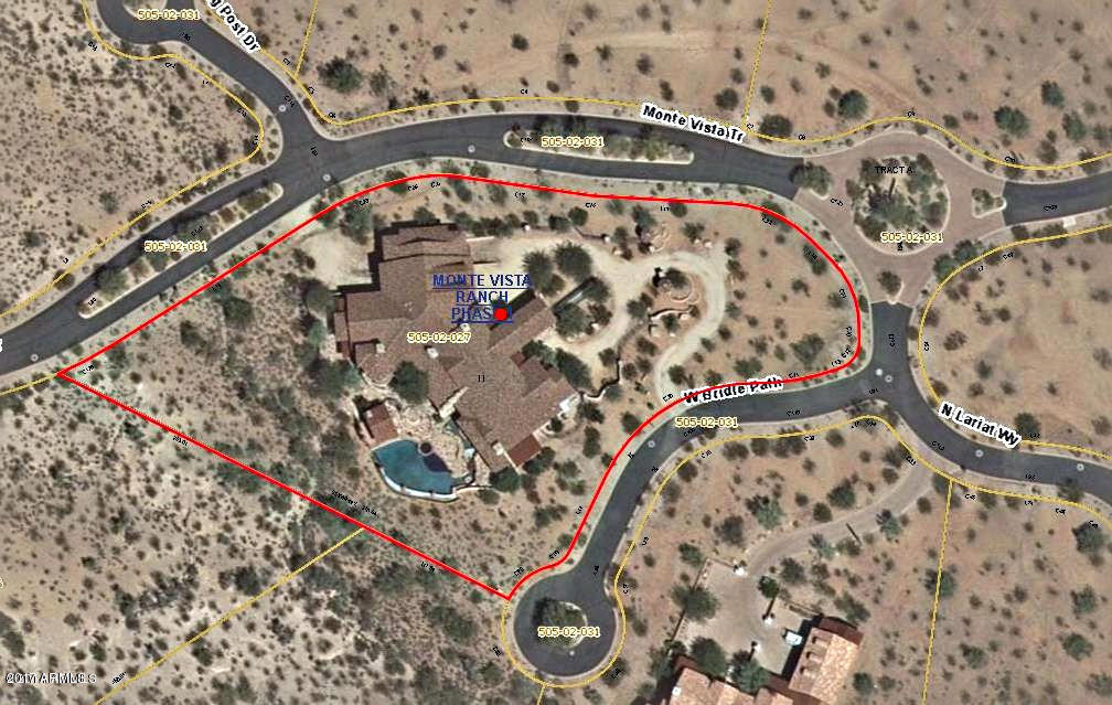 MLS 5608221 865 E MONTE VISTA Trail, Wickenburg, AZ 85390 Wickenburg AZ One Plus Acre Home