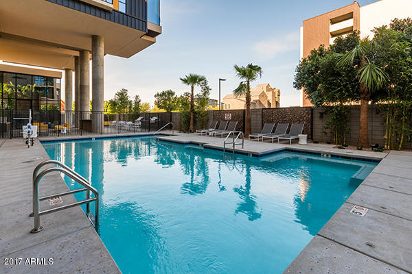 MLS 5439262 200 W PORTLAND Street Unit 917, Phoenix, AZ 85003 Phoenix AZ Near Light Rail