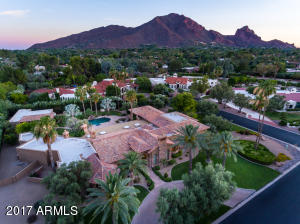 6231 E Huntress Drive Paradise Valley, AZ 85253