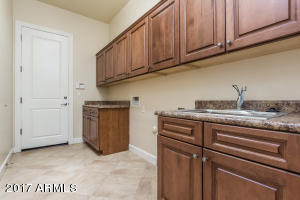 Great storage in Laundry room