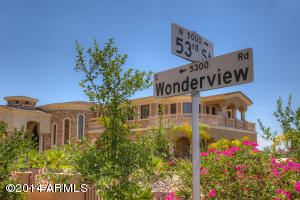 5301 E WONDERVIEW ROAD, PHOENIX, AZ 85018  Photo