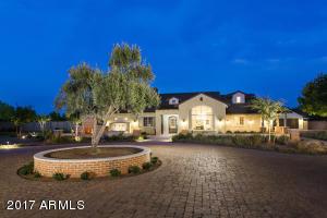 5203 N Monte Vista Drive Paradise Valley, AZ 85253