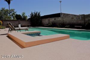 Pool inground Spa