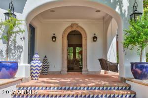 Guest House Entrance