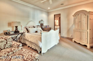 Auxillary Bedroom