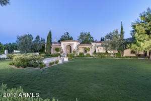 6515 E Cheney Drive Paradise Valley, AZ 85253
