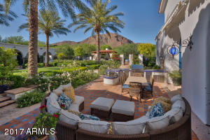 Multiple Patios For Relaxation