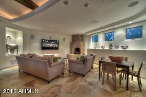 046_Pool House Living Area