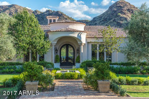5551 E Orchid Lane Paradise Valley, AZ 85253