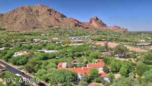 Estate Aerial View