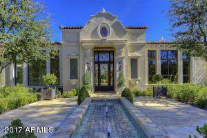 8345 N Morning Glory Road Paradise Valley, AZ 85253