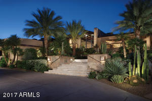 7760 N Foothill Drive Paradise Valley, AZ 85253