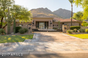 5102 N Wilkinson Road Paradise Valley, AZ 85253