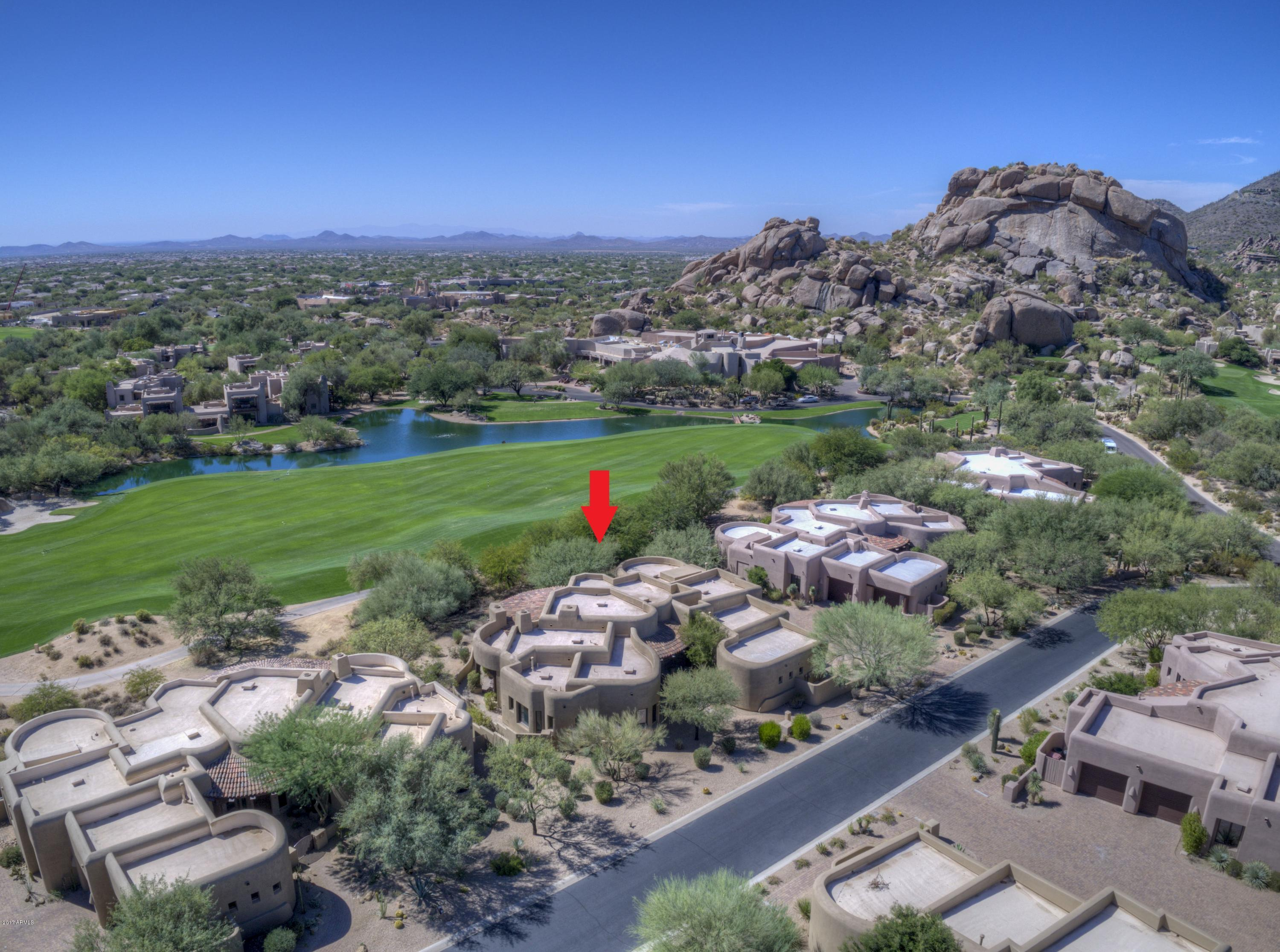 MLS 5673833 7373 E Clubhouse Drive Unit 8, Scottsdale, AZ 85266 Scottsdale AZ The Boulders