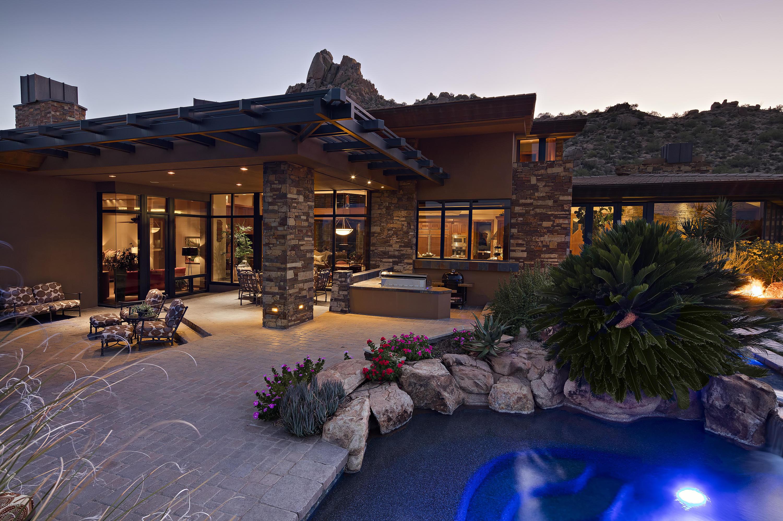 MLS 5675049 10131 E Cavedale Drive, Scottsdale, AZ 85262 Scottsdale AZ Gated