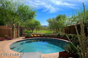 Photo of 9203 E HOVERLAND Road, Scottsdale, AZ 85255