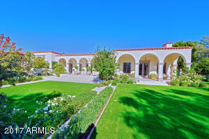3422 E Palo Verde Drive Paradise Valley, AZ 85253