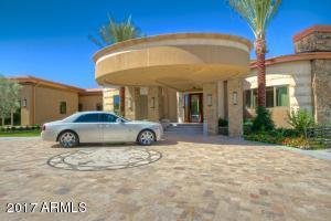 4 - front drive and door