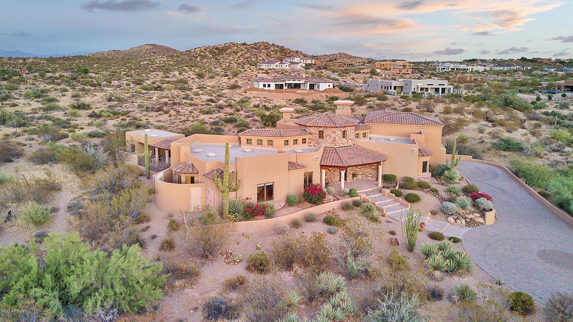 MLS 5676580 27345 N 112TH Place, Scottsdale, AZ 85262 Scottsdale AZ Desert Summit
