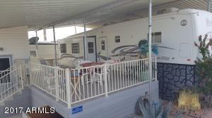 Photo of 117 E MESQUITE Drive, Florence, AZ 85132